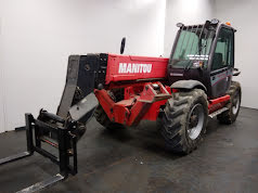 Picture of a MANITOU MT1435SLT