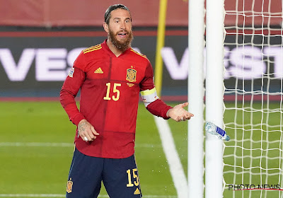 Verrassing van formaat: Spanje neemt Sergio Ramos niet mee naar het EK