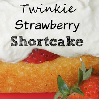 Twinkie Strawberry Shortcake