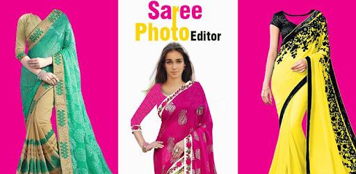 Saree Photo Suit 2020 Photo Editor New App Apps On Google Play