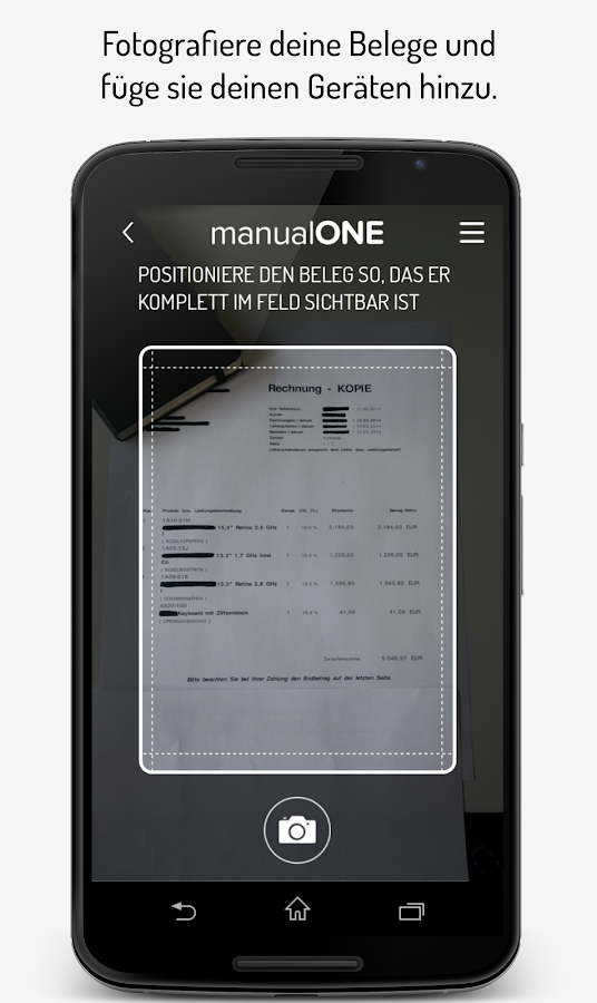 manualONE � Anleitungen u.v.m. - Android Apps on Google Play