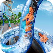 Water Slide: Sliding Adventure Games 3D APK for Bluestacks
