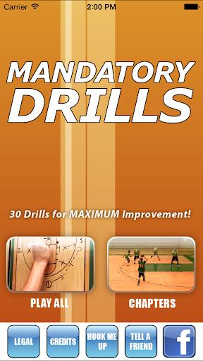 Mandatory Drills