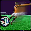 Flick Soccer Kick icon