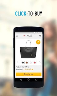 Slyce — Visual Search- screenshot thumbnail