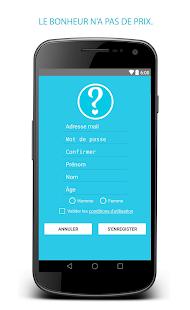 Rencontres gratuites android