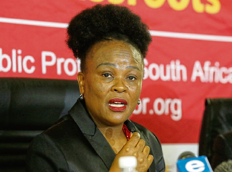 Public protector Busisiwe Mkhwebane has a prima facie case to answer, the ANC NEC has concluded.