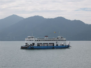 Photo: trajekt na Ko Chang