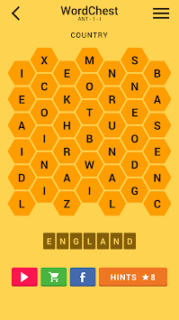 Word Chest- Free Word Search & Connect Game apk screenshot
