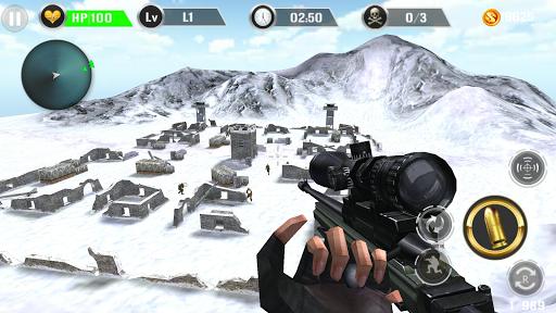 Mountain Sniper Shooting  screenshots 6