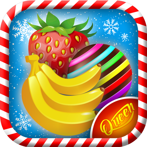 Fruit Crush : Fruit Candy Mania