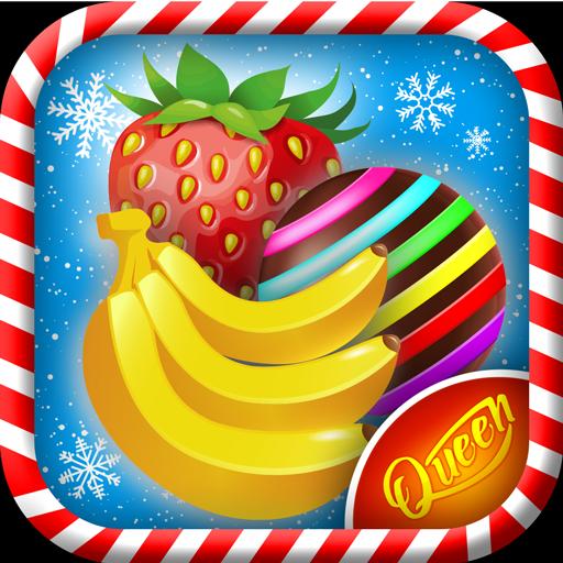 Fruit Crush : Fruit Candy Mania
