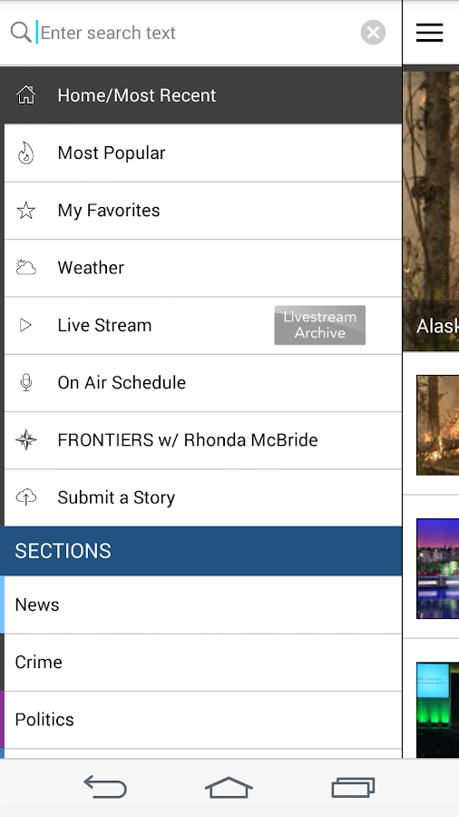 KTVA 11 News - Alaska- screenshot