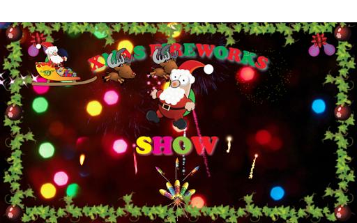 Christmas Fireworks Show