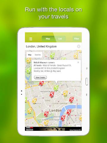 android RunGroup Screenshot 16