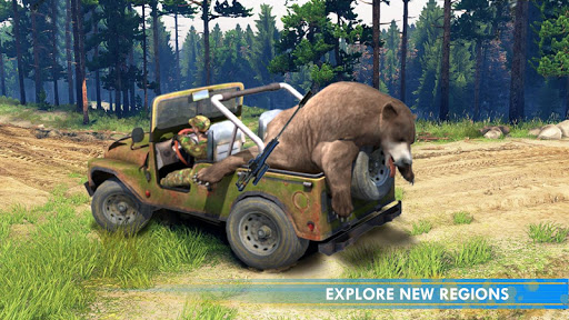 Hunting Games - Wild Animal Attack Simulator screenshots 3