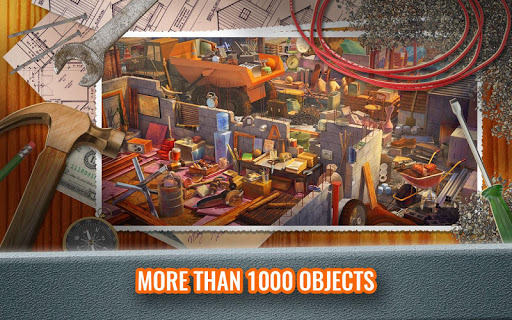 Hidden Objects Construction Game Shopping Mall screenshots 3