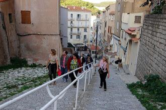 Photo: Escalier St Roch