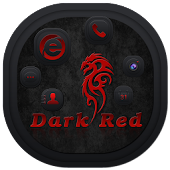 Dark Red Theme