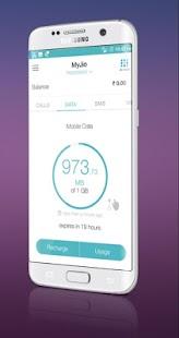 Tips MyJio App 2018 - náhled