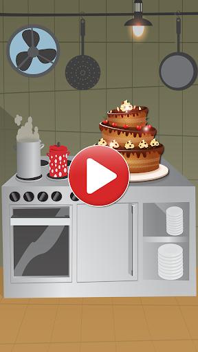 儿童烹饪 - 蛋糕制造者