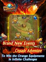 Screenshot of Epic Heroes
