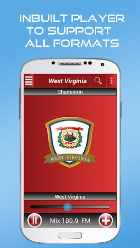 A2Z West Virginia FM Radio