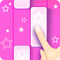 Piano Pink Magic Piano Tiles Master.