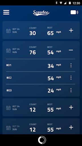 玩免費運動APP 下載SCOUTEE Radar Gun app不用錢 硬是要APP