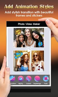 Photo Video Maker- screenshot thumbnail
