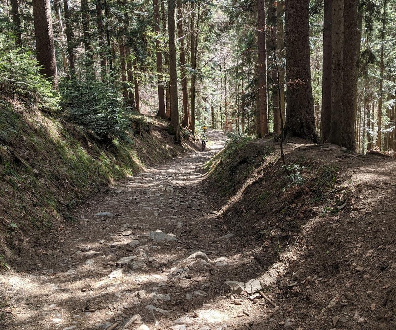 Neureuth - Schliersee - Tegernsee mtb - Apr 20