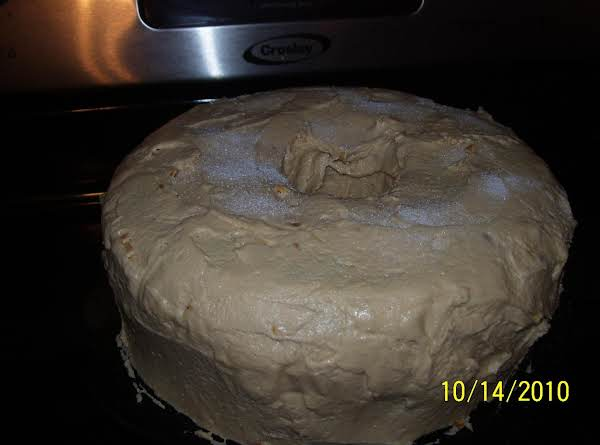 Linda's Peanut Butter Cookie Pound Cake Recipe