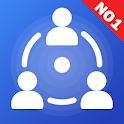 Shareit India - Fastest File Transfer & Sharing icon