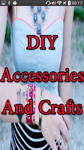 玩免費遊戲APP|下載DIY Crafts And Accessories tut app不用錢|硬是要APP