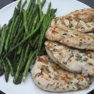 Lemon Rosemary Chicken Recipe