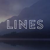 Lines - Flat Minimalist Icons