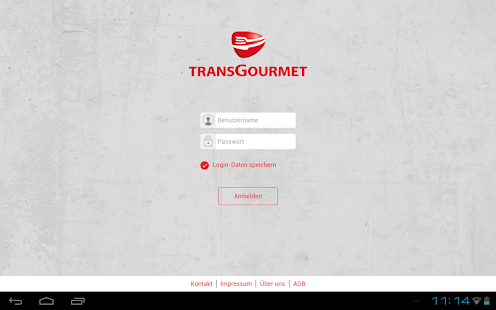 Transgourmet- screenshot thumbnail