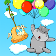 Flying Hippo icon