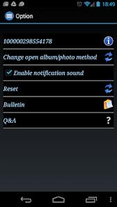 Photo Viewer for Facebook screenshot 4