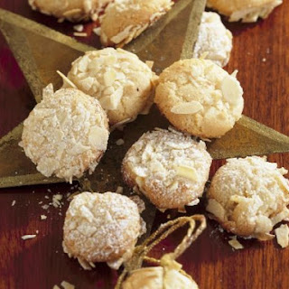 Almond Paste Biscuits.