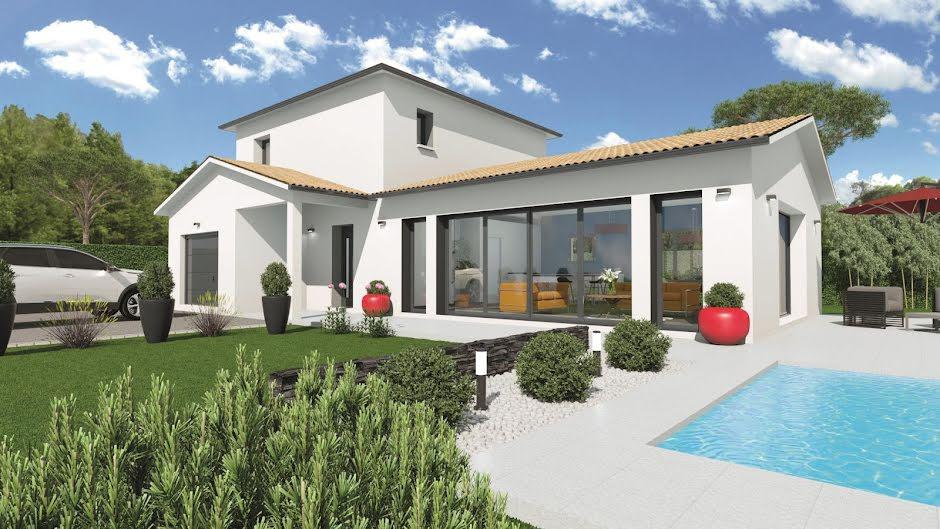 Vente maison 5 pièces 121 m² à Uzos (64110), 290 260 €