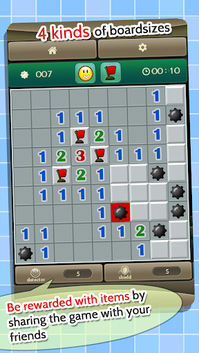 Cyber Minesweeper