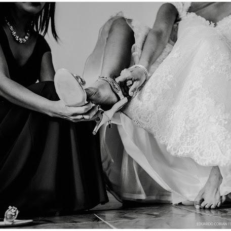 Wedding photographer Eduardo Cobian (EduardoCobian). Photo of 08.01.2018