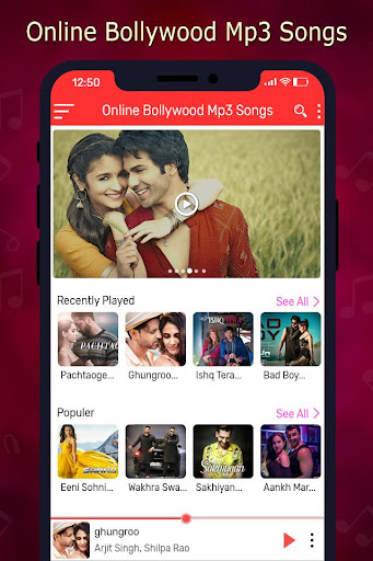 bollywood mp3 songs free download for mobile phones