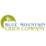 Logo for Blue Mountain Cider