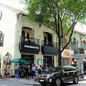 【世界のスタバ】サイゴン大教会至近、ホーチミン初のスターバックスリザーブ店