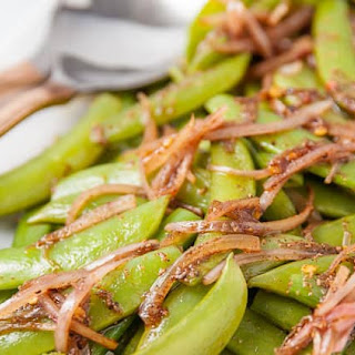 Green Beans with Curry.
