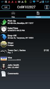 Outside's Car Service screenshot 4