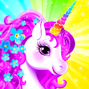 Unicorn Dress Up - Girls Games