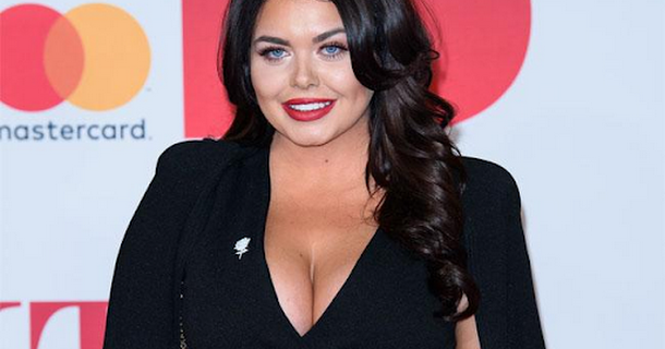 Scarlett Moffatt misses party after sleepy Sunday